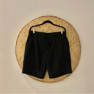 ⛳️ Men's Classic Black Adidas Golf Shorts Size 34